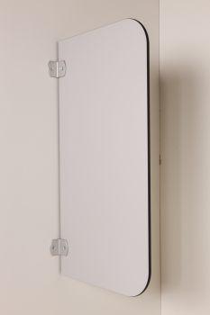 rink onlineshop schamwand urinaltrennwand aus hpl in wei. Black Bedroom Furniture Sets. Home Design Ideas